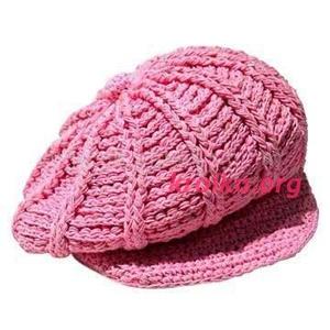 кепка вязание