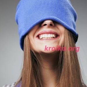 вязание шапка чулок
