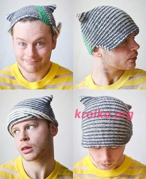 смешная шапка