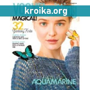 Вязание весна 2013. Обзор Vogue Knitting Spring 2013