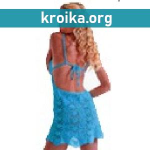 Метки: сарафан сарафан крючком купальник купальник крючком схема Вязаный крючком сарафан Niagara Схема вязания...