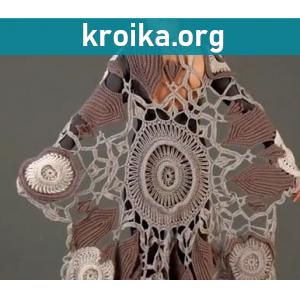 Тенденции  вязаной моды summer  2012 от Vogue Knitting Crochet 2012