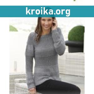 Вязаные пуловеры и свитера