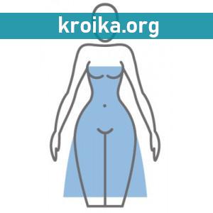 Трапециевидный тип телосложения. Что идет девушкам с таким типом сложени