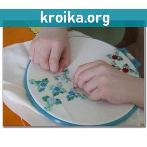 Приобщите своих детей к древнейшему искусству вышивания