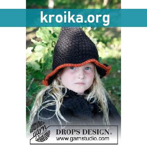 Шляпа на  Хеллоуин для девочки
