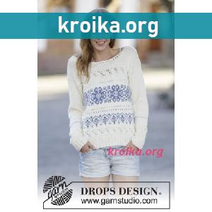 Категория: Пуловеры и свитера