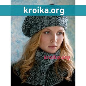 Вязаные шапки. Основные модели шапок и способы из вязания.