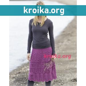 Демисезонная юбка Madison